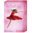 Moods Velvet Female Condom - 3 Condoms