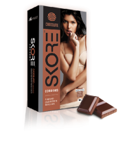 Skore Chocolate Flavoured Condoms - 10's
